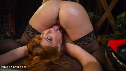 Photo number 14 from Lesbian Femdom Role Switch Leaves Both Women Begging For More shot for Whipped Ass on Kink.com. Featuring Penny Pax and Carissa Montgomery in hardcore BDSM & Fetish porn.