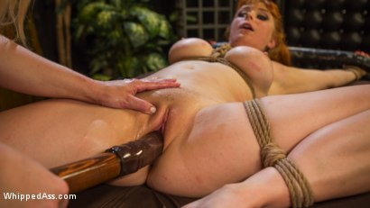 Photo number 16 from Lesbian Femdom Role Switch Leaves Both Women Begging For More shot for Whipped Ass on Kink.com. Featuring Penny Pax and Carissa Montgomery in hardcore BDSM & Fetish porn.