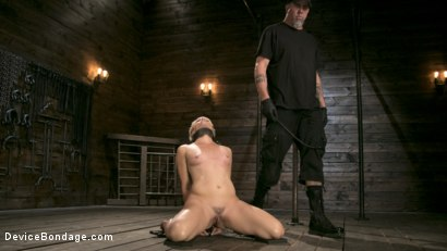 Photo number 13 from Captured Cougar shot for Device Bondage on Kink.com. Featuring Helena Locke and The Pope in hardcore BDSM & Fetish porn.