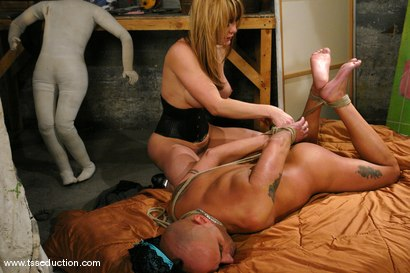 Photo number 10 from Danielle Foxxx and Diezel shot for TS Seduction on Kink.com. Featuring Danielle Foxx and Diezel in hardcore BDSM & Fetish porn.