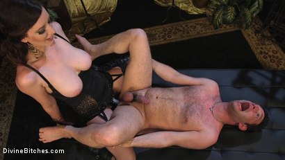 Photo number 15 from Lusty Cherry Torn Teases, Torments and Fucks K Dynamite shot for Divine Bitches on Kink.com. Featuring Cherry Torn and K. Dynamite in hardcore BDSM & Fetish porn.