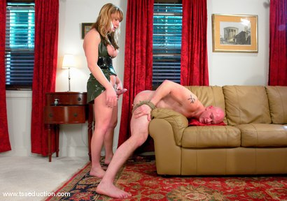 Photo number 11 from Danielle Foxxx and Jim shot for TS Seduction on Kink.com. Featuring Danielle Foxx and Jim in hardcore BDSM & Fetish porn.