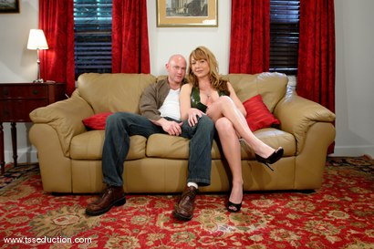 Photo number 1 from Danielle Foxxx and Jim shot for TS Seduction on Kink.com. Featuring Danielle Foxx and Jim in hardcore BDSM & Fetish porn.