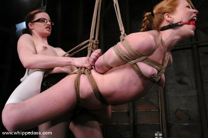 Photo number 11 from Claire Adams and Madison Young shot for Whipped Ass on Kink.com. Featuring Claire Adams and Madison Young in hardcore BDSM & Fetish porn.