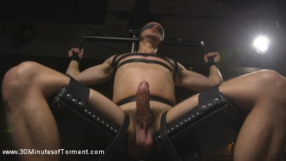 Photo number 7 from Hung stud Nate Grimes - The Pit - The Chair - The Gimp Room shot for 30 Minutes of Torment on Kink.com. Featuring Nate Grimes in hardcore BDSM & Fetish porn.