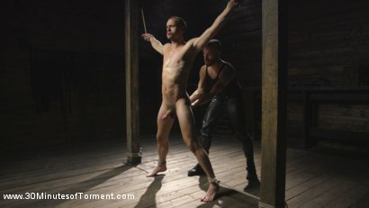 Photo number 4 from Hung stud Nate Grimes - The Pit - The Chair - The Gimp Room shot for 30 Minutes of Torment on Kink.com. Featuring Nate Grimes in hardcore BDSM & Fetish porn.
