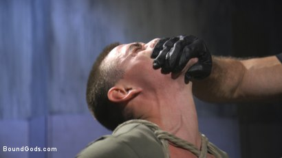 Photo number 1 from The Rat Catcher shot for Bound Gods on Kink.com. Featuring Jack Hunter and Jaxton Wheeler in hardcore BDSM & Fetish porn.