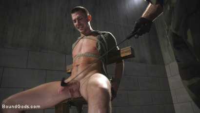 Photo number 3 from The Rat Catcher shot for Bound Gods on Kink.com. Featuring Jack Hunter and Jaxton Wheeler in hardcore BDSM & Fetish porn.
