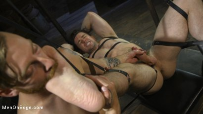 Photo number 1 from Trenton Ducati Submits shot for Men On Edge on Kink.com. Featuring Trenton Ducati in hardcore BDSM & Fetish porn.