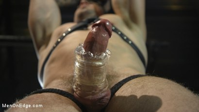 Photo number 14 from Trenton Ducati Submits shot for Men On Edge on Kink.com. Featuring Trenton Ducati in hardcore BDSM & Fetish porn.