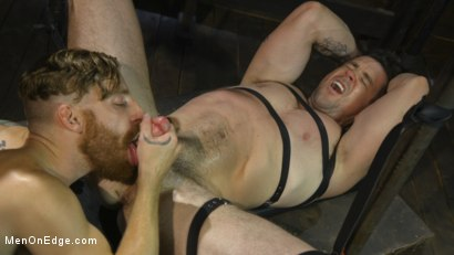 Photo number 4 from Trenton Ducati Submits shot for Men On Edge on Kink.com. Featuring Trenton Ducati in hardcore BDSM & Fetish porn.