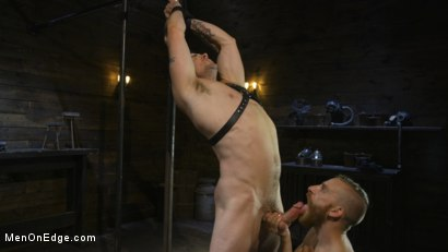 Photo number 6 from Trenton Ducati Submits shot for Men On Edge on Kink.com. Featuring Trenton Ducati in hardcore BDSM & Fetish porn.