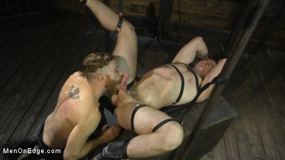 Photo number 7 from Trenton Ducati Submits shot for Men On Edge on Kink.com. Featuring Trenton Ducati in hardcore BDSM & Fetish porn.