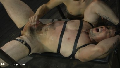 Photo number 9 from Trenton Ducati Submits shot for Men On Edge on Kink.com. Featuring Trenton Ducati in hardcore BDSM & Fetish porn.