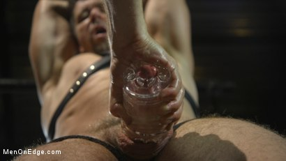 Photo number 10 from Trenton Ducati Submits shot for Men On Edge on Kink.com. Featuring Trenton Ducati in hardcore BDSM & Fetish porn.