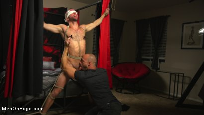 Photo number 14 from Horny slut suffers post-orgasm torment after blowing a premature load! shot for Men On Edge on Kink.com. Featuring Alex Hawk in hardcore BDSM & Fetish porn.
