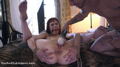 Photo number 13 from Blue Collar Justice shot for Sex And Submission on Kink.com. Featuring Alexa Nova and Mr. Pete in hardcore BDSM & Fetish porn.