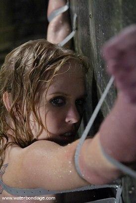 Photo number 9 from Sarah Jane Ceylon shot for Water Bondage on Kink.com. Featuring Sarah Jane Ceylon in hardcore BDSM & Fetish porn.