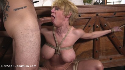 Photo number 6 from Homewrecker 2: The Rancher's Daughter shot for Sex And Submission on Kink.com. Featuring Small Hands, Dee Williams and Natasha Blu in hardcore BDSM & Fetish porn.