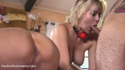 Photo number 10 from Homewrecker 2: The Rancher's Daughter shot for Sex And Submission on Kink.com. Featuring Small Hands, Dee Williams and Natasha Blu in hardcore BDSM & Fetish porn.