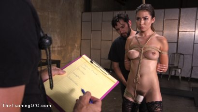 Photo number 1 from Training a Pain Slut: Busty Melissa Moore's First Submission shot for The Training Of O on Kink.com. Featuring Tommy Pistol and Melissa Moore in hardcore BDSM & Fetish porn.