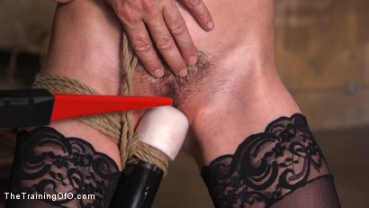 Photo number 3 from Training a Pain Slut: Busty Melissa Moore's First Submission shot for The Training Of O on Kink.com. Featuring Tommy Pistol and Melissa Moore in hardcore BDSM & Fetish porn.
