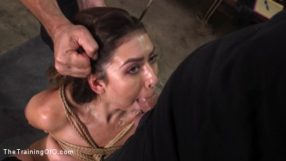 Photo number 5 from Training a Pain Slut: Busty Melissa Moore's First Submission shot for The Training Of O on Kink.com. Featuring Tommy Pistol and Melissa Moore in hardcore BDSM & Fetish porn.