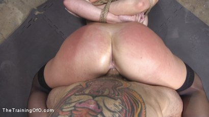 Photo number 26 from Newbie Skylar Snow Endures and Indulges  shot for The Training Of O on Kink.com. Featuring Skylar Snow  and Small Hands in hardcore BDSM & Fetish porn.