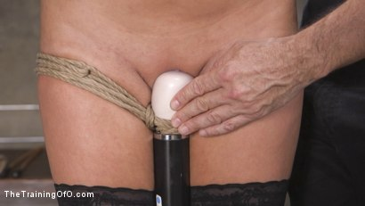Photo number 4 from Newbie Skylar Snow Endures and Indulges  shot for The Training Of O on Kink.com. Featuring Skylar Snow  and Small Hands in hardcore BDSM & Fetish porn.