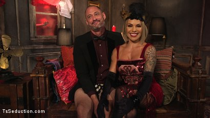 Photo number 18 from TS Foxxy Teases and Fucks D Arclyte shot for TS Seduction on Kink.com. Featuring TS Foxxy and D. Arclyte in hardcore BDSM & Fetish porn.