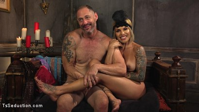 Photo number 19 from TS Foxxy Teases and Fucks D Arclyte shot for TS Seduction on Kink.com. Featuring TS Foxxy and D. Arclyte in hardcore BDSM & Fetish porn.