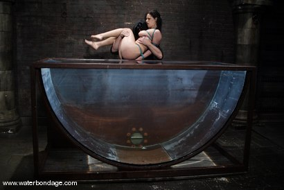 Photo number 12 from The Sarge meets Mia Bangg shot for Water Bondage on Kink.com. Featuring Mia Bangg in hardcore BDSM & Fetish porn.