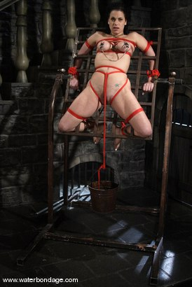 Photo number 5 from The Sarge meets Mia Bangg shot for Water Bondage on Kink.com. Featuring Mia Bangg in hardcore BDSM & Fetish porn.