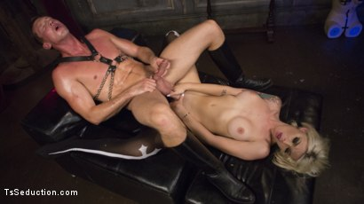 Photo number 25 from Sister Aubrey Kate Punishes Priest Pierce Paris shot for TS Seduction on Kink.com. Featuring Pierce Paris and Aubrey Kate in hardcore BDSM & Fetish porn.