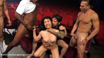 Photo number 27 from FILM FUCK: Nari Park Cums Repeatedly As She's Slammed In Every Hole shot for Hardcore Gangbang on Kink.com. Featuring Nari Park, Donny Sins, Tommy Pistol, Jon Jon, John Strong and Tarzan in hardcore BDSM & Fetish porn.