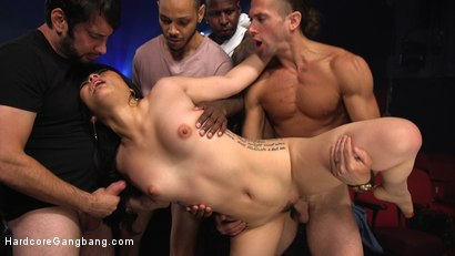 Photo number 6 from FILM FUCK: Nari Park Cums Repeatedly As She's Slammed In Every Hole shot for Hardcore Gangbang on Kink.com. Featuring Nari Park, Donny Sins, Tommy Pistol, Jon Jon, John Strong and Tarzan in hardcore BDSM & Fetish porn.