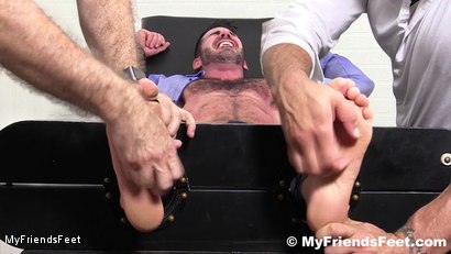 Photo number 10 from Billy Santoro Tickled Naked shot for My Friends Feet on Kink.com. Featuring Billy Santoro, Ricky Larkin and Rich in hardcore BDSM & Fetish porn.