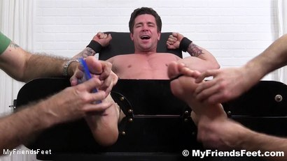 Photo number 10 from Trenton Ducati Bound & Tickle Tormented shot for My Friends Feet on Kink.com. Featuring Trenton Ducati, Rich and Lance Hart in hardcore BDSM & Fetish porn.