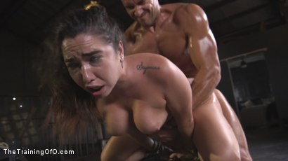 Photo number 27 from Karlee Grey, Begging in Bondage shot for The Training Of O on Kink.com. Featuring Karlee Grey and Ramon Nomar in hardcore BDSM & Fetish porn.