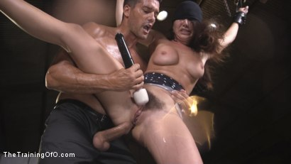Photo number 13 from Karlee Grey, Begging in Bondage shot for The Training Of O on Kink.com. Featuring Karlee Grey and Ramon Nomar in hardcore BDSM & Fetish porn.