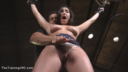 Photo number 3 from Karlee Grey, Begging in Bondage shot for The Training Of O on Kink.com. Featuring Karlee Grey and Ramon Nomar in hardcore BDSM & Fetish porn.