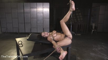 Photo number 33 from Karlee Grey, Begging in Bondage shot for The Training Of O on Kink.com. Featuring Karlee Grey and Ramon Nomar in hardcore BDSM & Fetish porn.