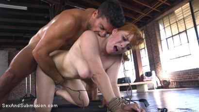 Photo number 10 from Kidnap Inc. shot for Sex And Submission on Kink.com. Featuring Penny Pax and Ramon Nomar in hardcore BDSM & Fetish porn.