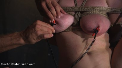 Photo number 5 from Kidnap Inc. shot for Sex And Submission on Kink.com. Featuring Penny Pax and Ramon Nomar in hardcore BDSM & Fetish porn.