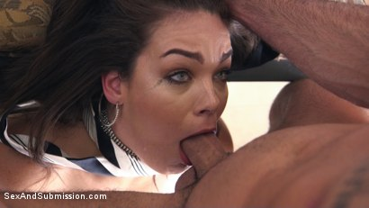 Photo number 3 from Anal Extortion shot for Sex And Submission on Kink.com. Featuring Charles Dera and Kimber Woods in hardcore BDSM & Fetish porn.