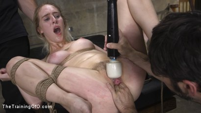 Photo number 15 from Gorgeous Blonde Cadence Lux is a Good Whore shot for The Training Of O on Kink.com. Featuring Tommy Pistol and Cadence Lux in hardcore BDSM & Fetish porn.
