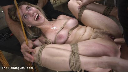 Photo number 18 from Gorgeous Blonde Cadence Lux is a Good Whore shot for The Training Of O on Kink.com. Featuring Tommy Pistol and Cadence Lux in hardcore BDSM & Fetish porn.