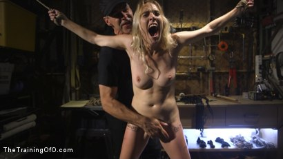 Photo number 3 from Gorgeous Blonde Cadence Lux is a Good Whore shot for The Training Of O on Kink.com. Featuring Tommy Pistol and Cadence Lux in hardcore BDSM & Fetish porn.