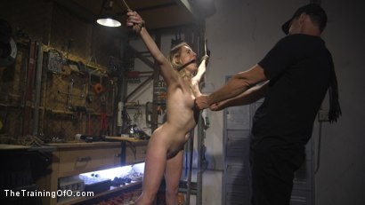 Photo number 7 from Gorgeous Blonde Cadence Lux is a Good Whore shot for The Training Of O on Kink.com. Featuring Tommy Pistol and Cadence Lux in hardcore BDSM & Fetish porn.