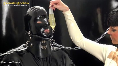 Photo number 3 from Rubber Special: Chapter One shot for Carmen Rivera on Kink.com. Featuring Carmen Rivera and Gummi-Objekt in hardcore BDSM & Fetish porn.